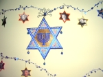 Hanukah Wall of Freedom - Full View