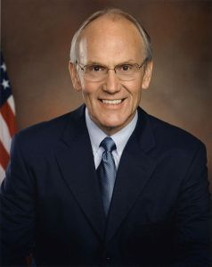 Larry Craig of Idaho, an awful mistake.