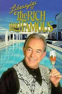 Promo photo of Robin Leach